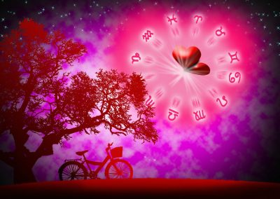 ASTROLOGY – YOUR LOVE MAP