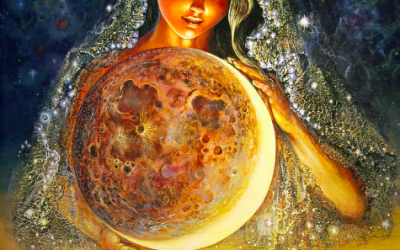 Full Moon in Scorpio: The Pain and the Pleasure and the Call of the Divine Feminine