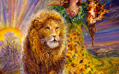 New Moon and Solar Eclipse in Leo: I AM that I AM