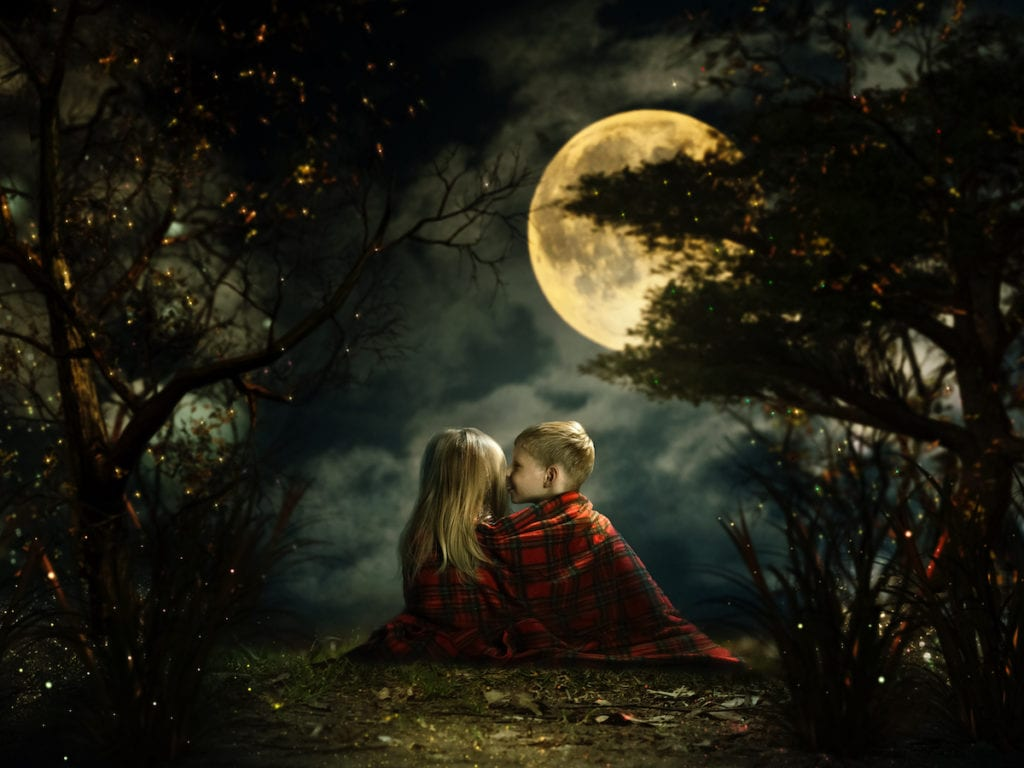 Full Moon in Libra (Round One): The Tale of Twin Flame Love